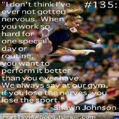 Shawn Johnson my idol!!