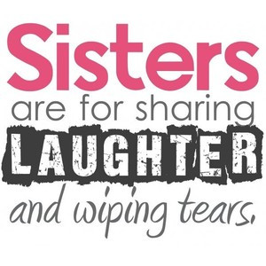 10 Lovely Sister Quotes (with Pictures)