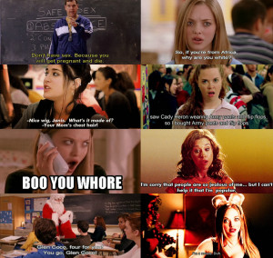 Mean Girls Quotes Funny Funny bits from the movie!