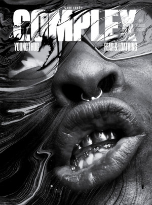 Young Thug Covers 'Complex'