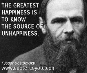 Fyodor Dostoevsky Quotes Love