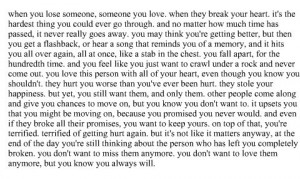 Quotes About Losing Someone You Love Tumblr ~ Inn Trending » Quotes ...
