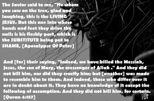 ... Of Peter Refutes The Crucifixion Of Jesus | Crucifixion Refuted