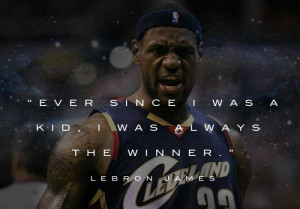 ... the topic of being the greatest. Here are 10 Great Lebron James Quotes