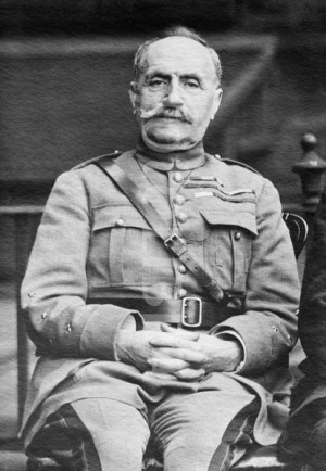 Ferdinand Foch Portrait...