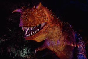 Disney World Animal Kingdom Dinosaur Ride