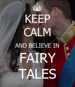 Believe in Fairy Tales!!