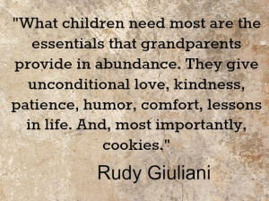 Grandparent Quotes – National Grandparents Day