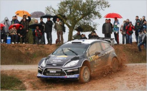 Sport Ford WRT Saturday Midday quotes from Spain