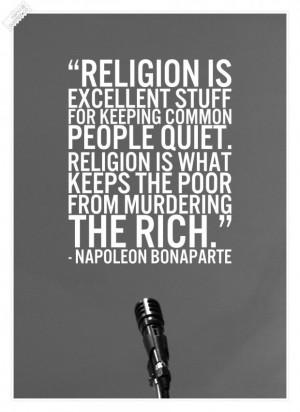 Religion quote