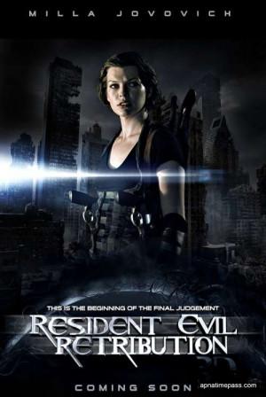 movie resident evil retribution movie wallpapers resident evil ...