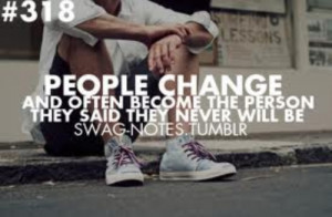 ... forever #i miss the old you #changing #swag #swagnote #quotes #friends