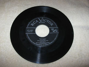 Vaughn Monroe RCA Victor 45 Record 5480 VG 1953 The Fiesta I Know For