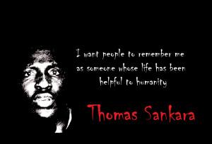 Thomas Sankara (Poster)