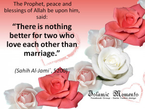 Convert love into marriage