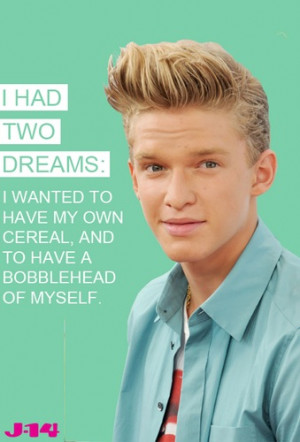 Cody Simpson Funny Quotes