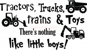 ... boys. cute humor inspirational nursery vinyl wall decals quotes