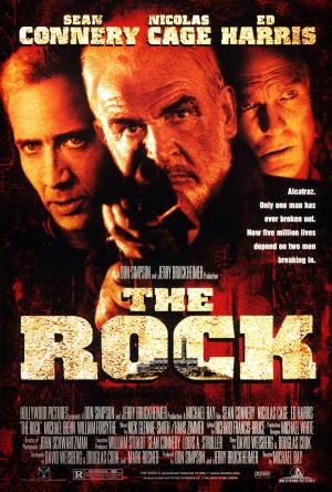 The Rock : Casting en or