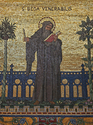 St. Bede the Venerable , Confessor and Doctor of the Holy Catholic ...