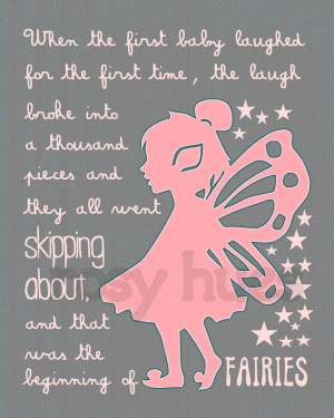 Peter Pan Quote Text Tinker