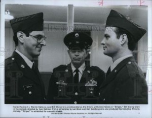 Photo Stripes Film Actors Harold Ramis Warren Oates Bill Murray