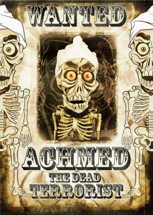 Jeff Dunham Achmed Quotes Achmed
