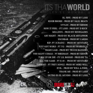 Young Jeezy – Its Tha World