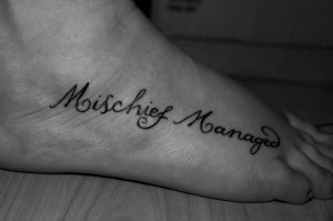 Leg tattoo Short quotes for tattoos