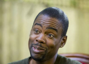 Chris Rock is a slave to his own stupid, prejudices and the Democrat ...