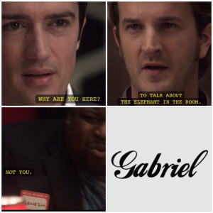 Supernatural Gabriel Quotes