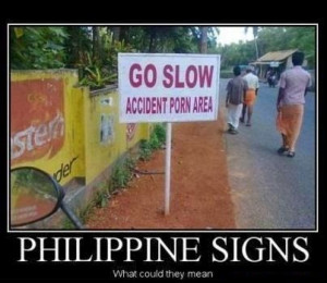 Funny Pinoy Signages you may encounter