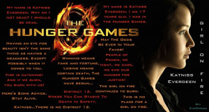 More Quotes Gallery For Quot Hunger Games