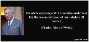 More Charles, Prince of Wales Quotes