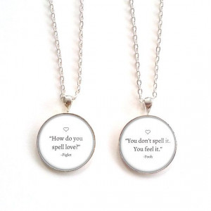 Winnie the Pooh quote pendant Best friend by modishlaundry on Etsy, $ ...
