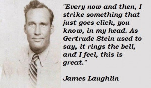 James laughlin quotes 1