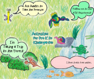 Environmental Education Curriculum for all ages.