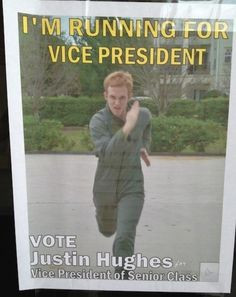student election posters funny student council posters students funni ...
