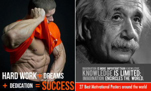 50 Best Motivational Posters and Motivational Quotes around the world