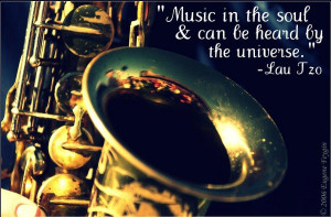 Inspirational Quotes About Music (20 images)