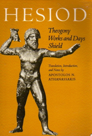 """Start by marking """"Hesiod: Theogony, Works and Days, Shield"""" as ..."""