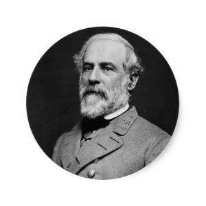 Robert E Lee Famous Quotes Robert e. lee sticker