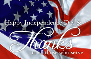 Independence Day! - The 4th Of July!