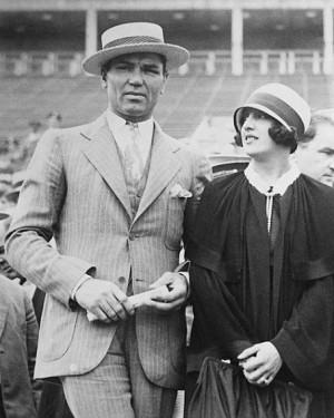 Jack Dempsey, boxer