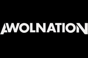 Do you know the font of the Awolnation text ?