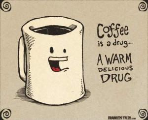 Morning! I need my coffee!