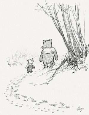 Ten Things Winnie the Pooh Taught Me About Life
