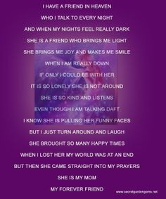 death of a mother quotations | Miss you Mom | Quotes & Sayings More