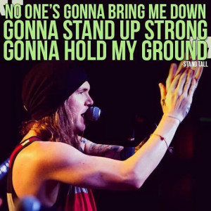 The dirty heads...stand tall