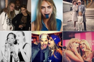 Top 10 models who bare their souls on Instagram
