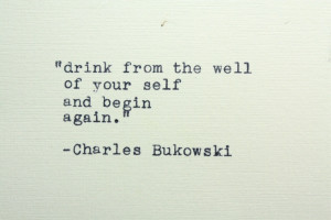 Charles Bukowski Quotes HD Wallpaper 4